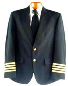 commercial laundry -pilot uniform