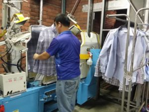 Professional Ironing Service in singapore
