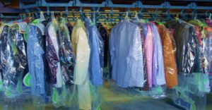 bulk dry cleaning service Singapore
