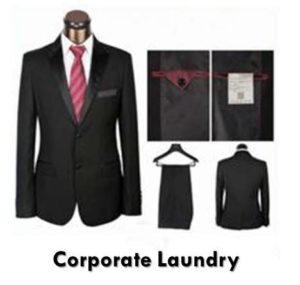 Professional corporate laundry Singapore