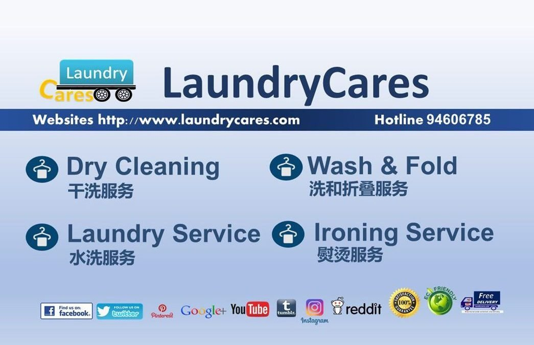 Best Dry Cleaning Service Singapore