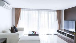 curtain dry cleaning full height