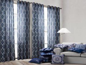 Hall Curtain dry clean