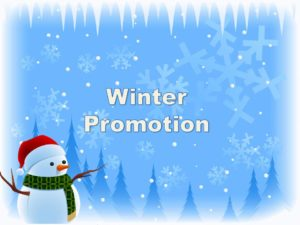 Dry Clean promotion