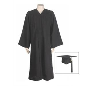 Dry Cleaning Graduation Gown