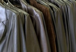 Leather Jacket Cleaning Singapore
