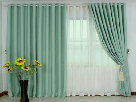 blackout curtain cleaning service
