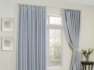 blackout curtain dry clean