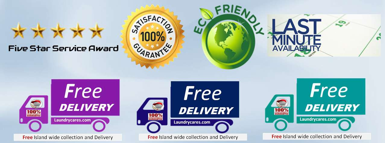 Laundry Delivery Service Singapore | Island Wide Pick-up Near Me