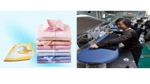 Singapore ironing service
