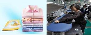 laundry ironing service Singapore