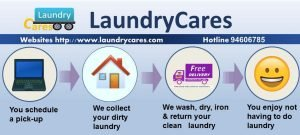 Free Laundry pick-up