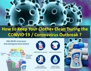 Keep Your clothes clean with hygiene