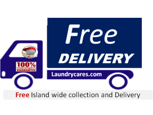 Free Island wide laundry pick up and Laundry delivery service Singapore