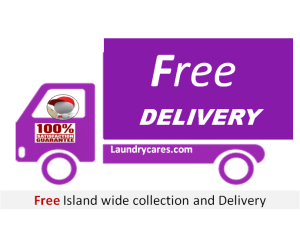 Free Laundry Delivery Service in Singapore