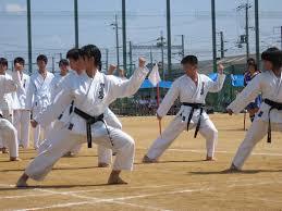 Judo uniform laundry