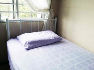 bed sheet and linen laundry Singapore